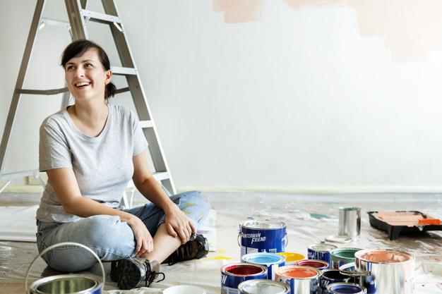 Pintura e reforma