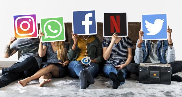 Não valorizar a presença digital