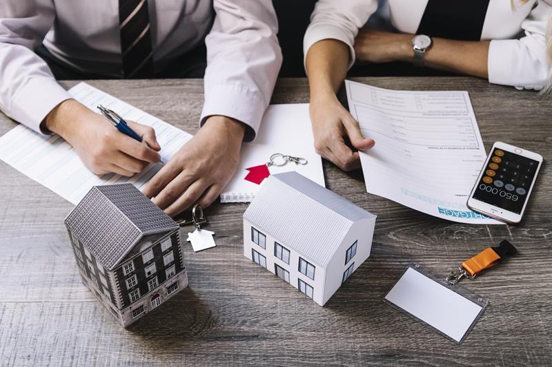 Profissão de corretor imobiliário